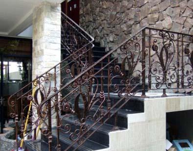 楼梯栏杆定制