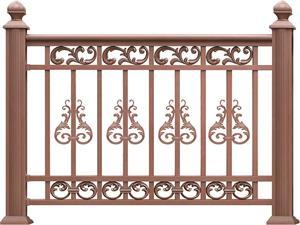 铝合金栏杆3
