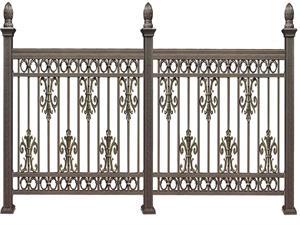 铝合金栏杆21