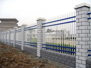 小区外墙栏杆