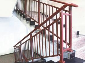 不锈锌钢楼梯栏杆