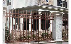 铝合金铁艺栏杆