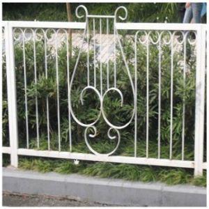 德宏花园铝合金栏杆