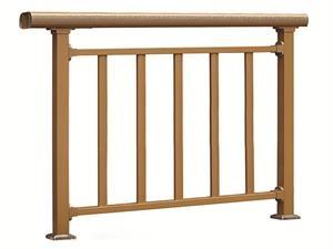 铝合金栏杆4
