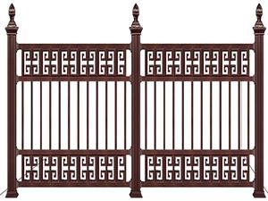 铝合金栏杆8