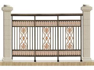 铝合金栏杆18