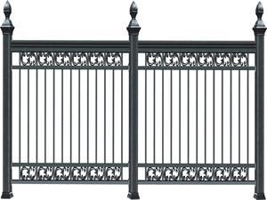 铝合金栏杆23