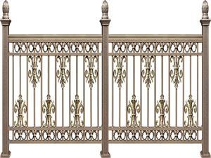 铝合金栏杆31
