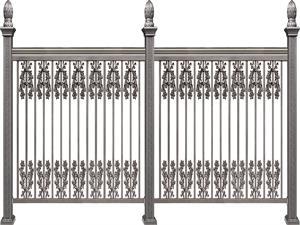 铝合金栏杆33