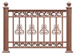 铝合金栏杆34