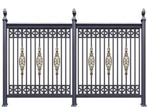 铝合金栏杆35