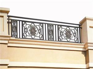 铝合金栏杆36
