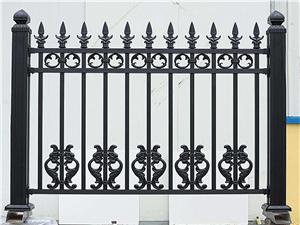 铝合金围墙护栏40